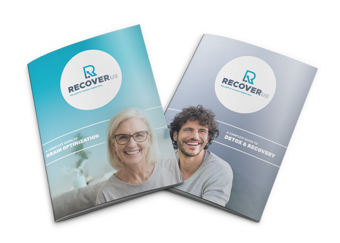 RecoverUs Free Booklets